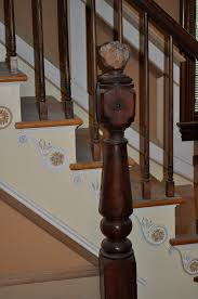 Vintage Stair Rods by Vintage Decorating Thecottageatroosterridge