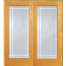 8 Foot Interior French Doors French Doors Interior U0026 Closet Doors The Home Depot