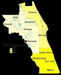 Florida Regions Map by Region 3 Florida Inclusion Network