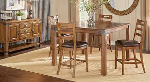 Dining Room Sets With Fabric Chairs by Affordable Square Dining Room Sets Rooms To Go Furniture