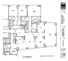St Regis Residences Floor Plan Penthouse Ph2a At The Four Seasons For Sale 765 Market Street