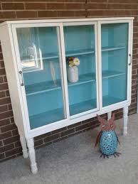 display cabinet with glass doors custom created display cabinet triple glass door hutch from a two