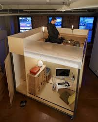 Small Spaces Living Architecture Small Space Living In A Cube