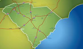 Greenville Sc Map Carolina Industrial Properties Carolina Industrial Properties Map