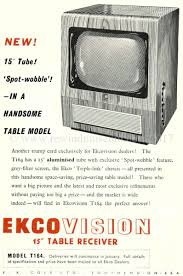 rewind museum vintage television museum the 1948 bush model tv