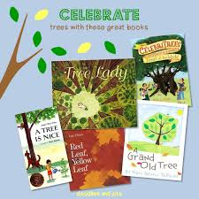 book all about trees trees glorious trees recommended by doodles