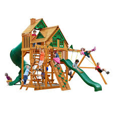 Big Backyard Playsets by Gorilla Playsets Parks Playsets U0026 Playhouses Playsets