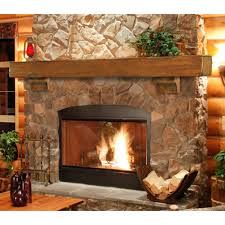pearl mantels 412 60 50 shenandoah pine 60 inch fireplace mantel