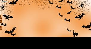 halloween bats clear background backgrounds halloween pictures group 60
