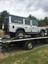 first land rover importing a classic land rover defender part i bishop rook
