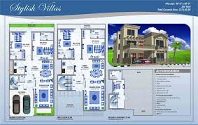 house plan for 25 feet by 35 plot size 97 square yards 528201311