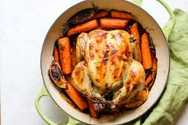 roasted chicken recipe bessie bakes