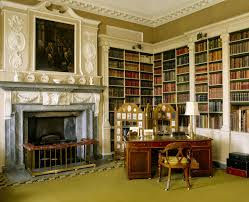 richard keith langham interior clandon park lost to fire 4 29 2015 library