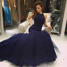 dresses for prom navy blue prom dress lace mermaid prom dresses cheap prom