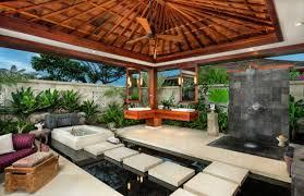 open bathroom designs 15 tropical bathroom designs enhancing summer with