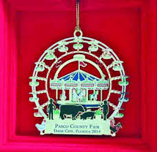 ornaments reveal history raise money