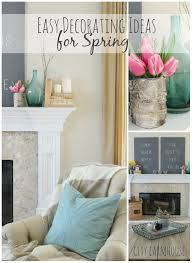 spring decorating ideas interior design