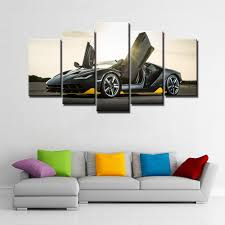 canvas painting art poster abstract wall picture for living room
