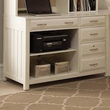Computer Desk With Shelves by Computer Credenza With Shelves And Drawers By Liberty Furniture
