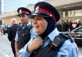 rcmp approves hijab as part of mounties u0027 uniform