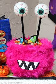 furry monster candy bowl tutorial young at heart mommy