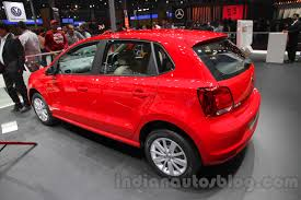 volkswagen tdi 2016 2016 vw polo 2016 vw cross polo auto expo 2016 live