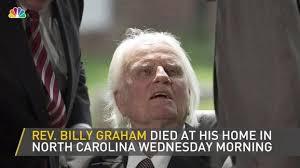 Graham Meme - billy graham evangelist pastor dies at 99 nbc southern california