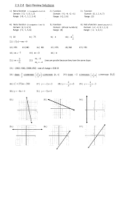 Reflections And Rotations Worksheet Algebra 2 Ch 2 Ms Huhn U0027s Math Class