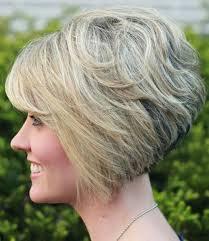 stacked shaggy haircuts chic short stacked bob haircuts 2018 for women short stacked bob