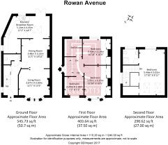 4 bedroom semi detached house for sale in rowan avenue hove bn3 bn3