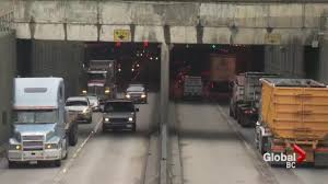 Bc Wildfire Global News by First Responders Feel The Massey Tunnel Is Unsafe Watch News