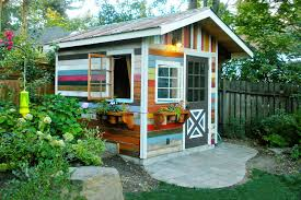 Building A Guest House In Your Backyard Livable Sheds Cost Of Building A Shed Shed Kits