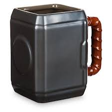 disney store thor s hammer sculptured mug new with box walmart com