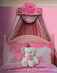 Bed Crown Canopy Beautiful Girl U0027s