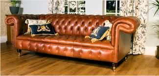 Leather Chesterfield Sofa Wonderful Chesterfield Leather Sofa Italian Leather Sofa