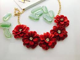 red necklace online images Buy swanklet fashion western necklace online from swanklet jpeg