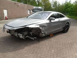 mercedes s63 amg for sale totaled mercedes s63 amg coupe still costs 90 000 autoevolution