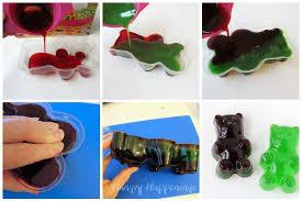 homemade gummy candy for christmas