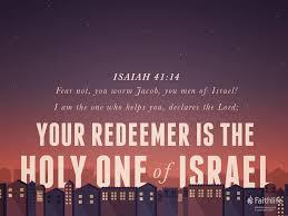 isaiah 41 14