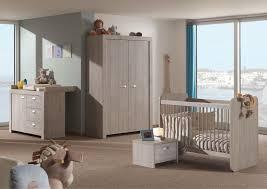 chambre bébé contemporaine commode à langer contemporaine chêne clair margaux commode