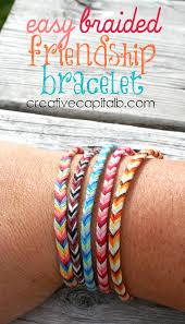 color string bracelet images Capital b easy braided chevron friendship bracelet jpg