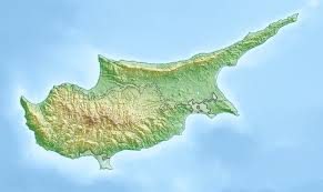 Map Of Cyprus The History Of Cyprus Lessons Tes Teach