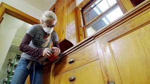 kitchen cabinet carpenter 1929 cabinets see new day video diy