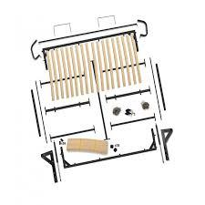 Horizontal Murphy Beds I Semble Horizontal Mount Murphy Bed Hardware Kits With Mattress