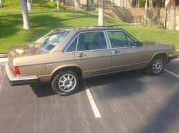 1980 audi 5000 for sale 1983 audi 5000s german cars for sale