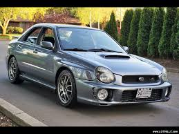 sti subaru jdm 2002 subaru impreza wrx sti swap jdm 2 0 6 speed for sale in