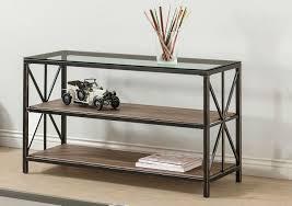 magnussen furniture u0027 glass sofa table furniture brass and slate