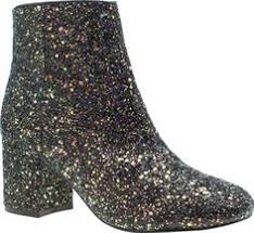 womens boots schuh schuh black discotheque womens flats oozing fever vibes isnt