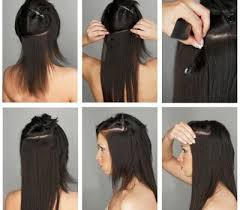 clip in hair extensions uk which type of hair extension is best for you beauty