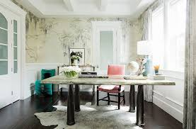 beautiful home offices décor inspiration beautiful home offices from rachel roy to tory